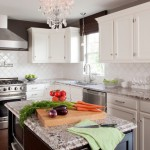 Bianco Antico Granite for Contemporary Kitchen with Bianco Antico