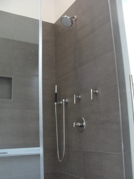 Blackman Plumbing for Contemporary Bathroom with Modern Bathroom