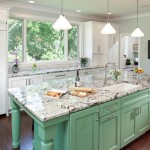 Bloomington Hardware for Traditional Kitchen with White Cabinets