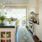 Bloomington Hardware for Transitional Kitchen with White Kitchen Cabinets