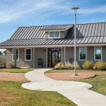 Bluebonnet Electric for Traditional Exterior with Landscaping
