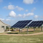 Bluebonnet Electric for Traditional Exterior with Turbine
