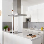 Bo Concept for Contemporary Kitchen with Vent