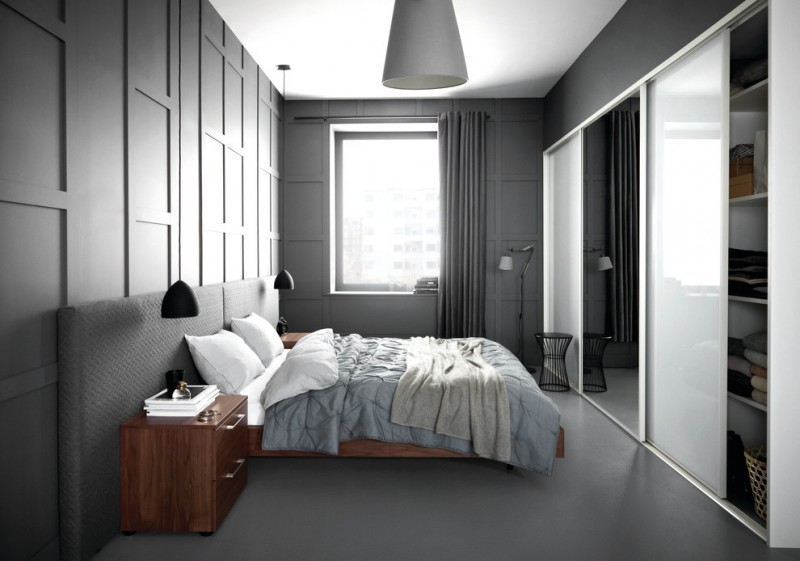 Bo Concept for Modern Bedroom with Modern