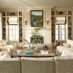 Bobo Intriguing Objects for Traditional Living Room with Roman Blinds