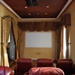 Boerne Theater for Mediterranean Home Theater with Mediterranean