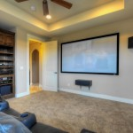 Boerne Theater for Traditional Home Theater with Entertinment System