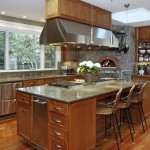 Bowditch Ford for Traditional Kitchen with Counter Stools