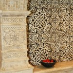 Brakes Plus Denver for Traditional Kitchen with Kitchen Backsplash with Moroccan Tiles