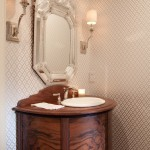 Brakes Plus Denver for Traditional Powder Room with Wall Sconces