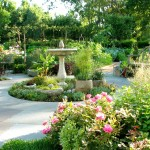 Brickman Landscape for Traditional Landscape with Stone Tiles