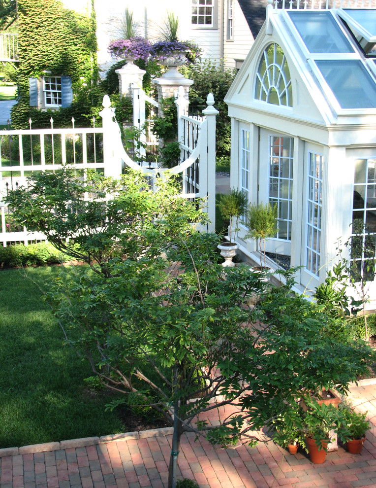 Brickman Landscaping for Traditional Landscape with Planting Beds