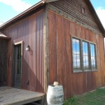 Bridger Steel for Rustic Exterior with Metal Siding