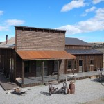 Bridger Steel for Rustic Exterior with Porch