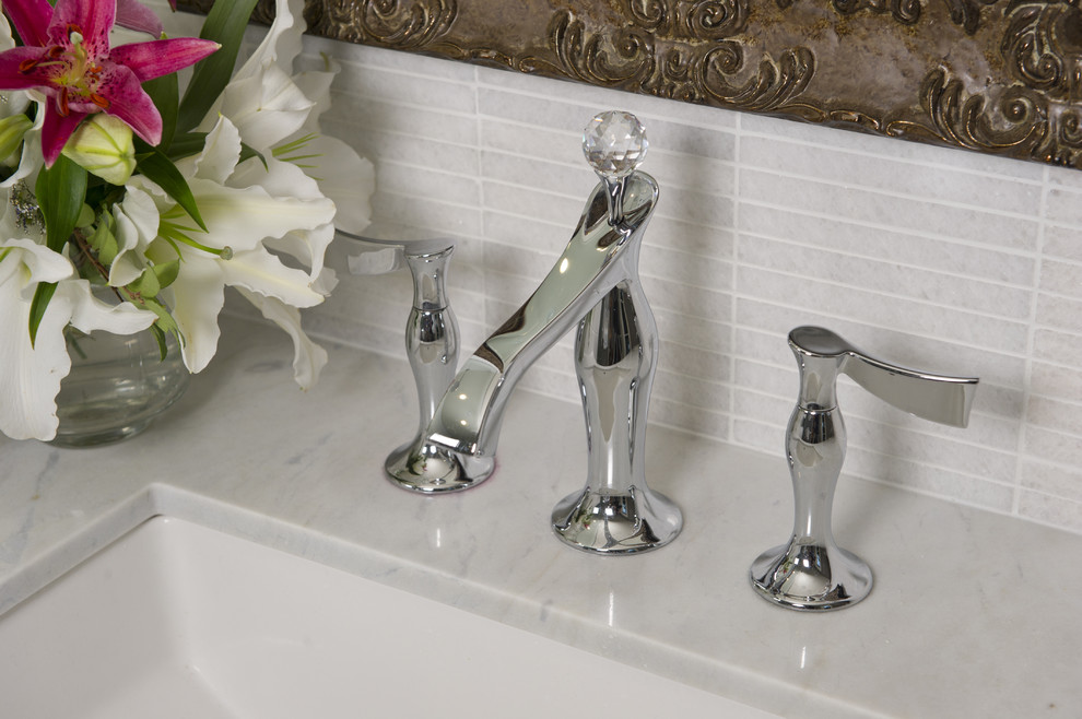 Brizo for Traditional Bathroom with Sink