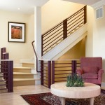 Broadway Carpets for Transitional Staircase with Stair Railing