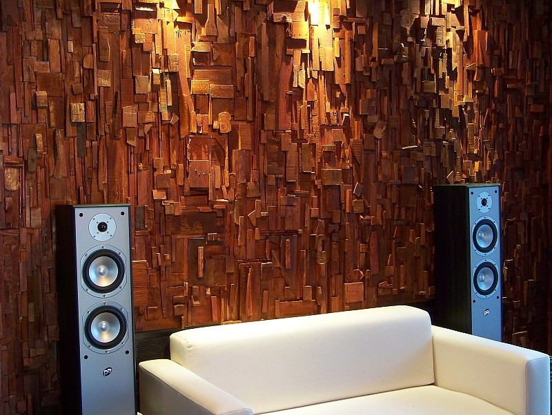 Broken Arrow Theater for Contemporary Home Theater with Studio