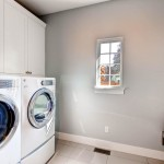 Builders Appliance Center for Contemporary Laundry Room with Washer