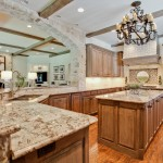 Builders Warehouse Okc for Traditional Kitchen with Brown Mosaic Tile Stove Backsplash