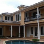 Buildex for Traditional Exterior with Governors Club