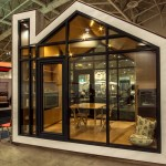 Bunkie for Modern Exterior with Indoor