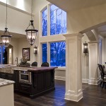 Burnsville Theater for Modern Kitchen with Tile