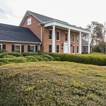 C Dan Joyner for Traditional Exterior with Stately Southern Charm