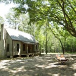 Cabin John Md for Rustic Exterior with Porch