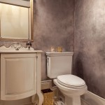 Cabriole for Traditional Bathroom with Auto Body Paint