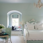 Cabriole for Transitional Bedroom with Ornate Headboard