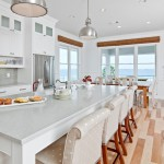 Caesarstone for Traditional Kitchen with Breakfast Bar