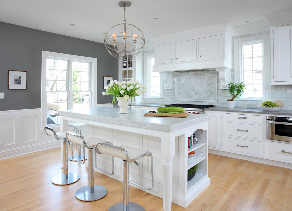Caesarstone for Traditional Kitchen with Kitchen