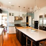 Caesarstone for Traditional Kitchen with Prep Sink