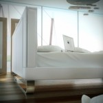 Cal King Dimensions for Contemporary Bedroom with Chelsea Bed