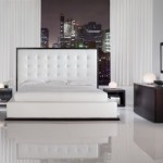 Cal King Dimensions for Contemporary Bedroom with Contemporary Bed