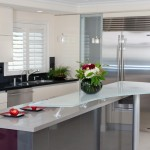 California Cafe Los Gatos for Contemporary Kitchen with Purple Cabinets