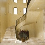 California Cafe Los Gatos for Mediterranean Staircase with Arched Windows