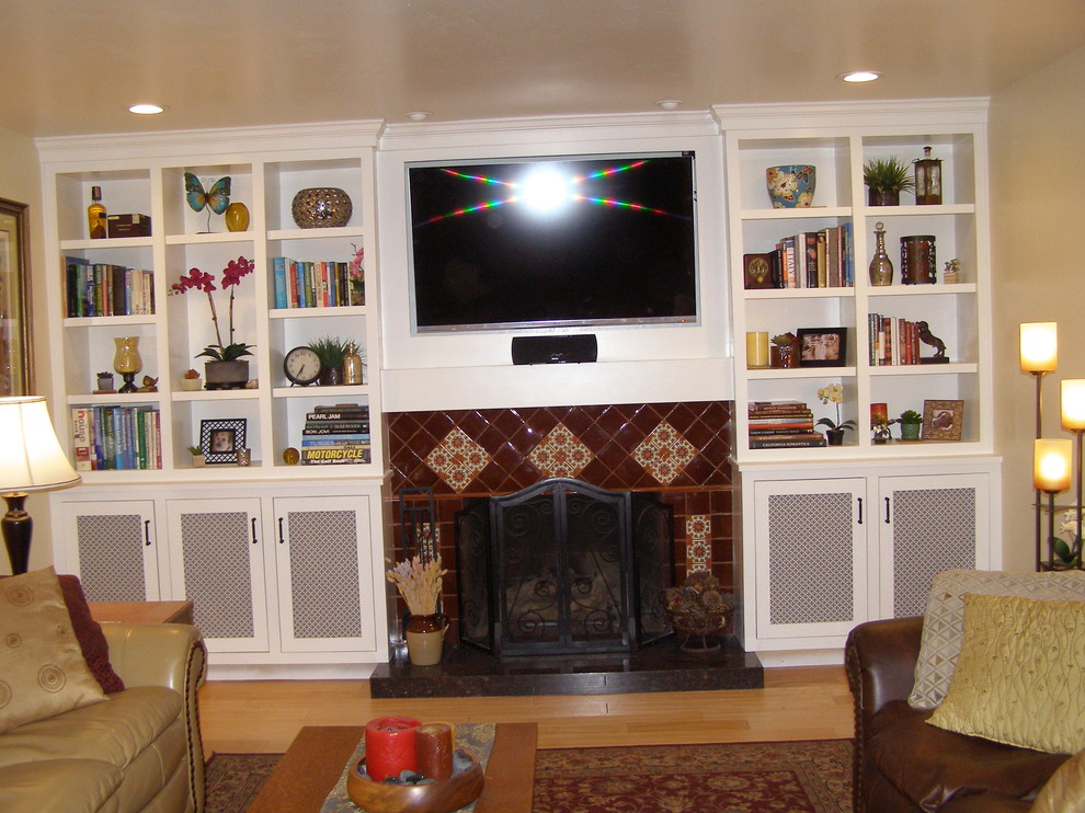 Camarillo Theater for Contemporary Home Theater with Contemporary