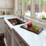Cambria Countertops for Traditional Kitchen with Traditional