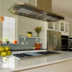 Cambria Countertops for Transitional Kitchen with Stainless Steel Appliances