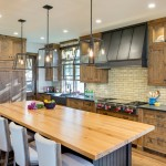 Campco for Rustic Kitchen with Counter Stools