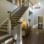 Campco for Transitional Staircase with Banister