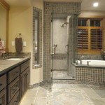 Cancos Tile for Contemporary Bathroom with Shower Head