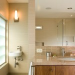 Cancos Tile for Contemporary Bathroom with Xilo Brown Tile