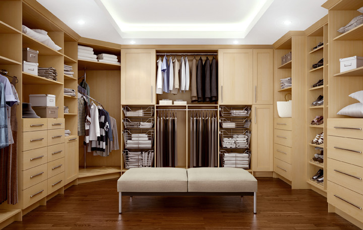 Canyon Creek Cabinets for Modern Closet with Canyon Creek Cabinet Company