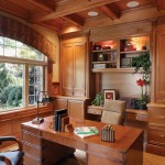 Canyon Creek Cabinets for Traditional Home Office with Cornerstone