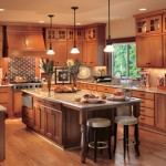 Canyon Creek Cabinets for Traditional Kitchen with Canyon Creek
