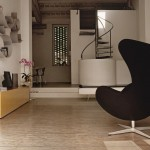 Capco Tile for Modern Living Room with Spiral Stairs