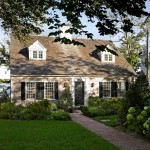 Cape Cod Lumber for Beach Style Exterior with Cape Cod Style