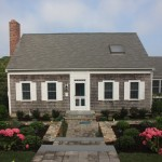 Cape Cod Lumber for Traditional Exterior with Cape Cod Style